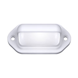 Advanced LED Oblong Companionway / Courtesy Light - White