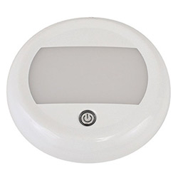 Scandvik LED Dome Light with Touch Switch