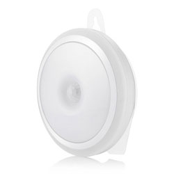 Dr. LED Callahan Motion Activated LED Dome / Night Light