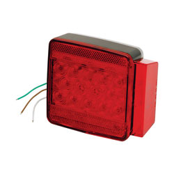 Wesbar Right / Curbside LED Submersible Combination Trailer Taillight