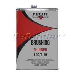 Pettit Brushing Thinner 120