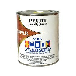 Pettit Z-Spar Flagship Varnish 2015