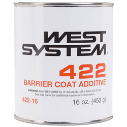 West System 422 Barrier Coat Additive
