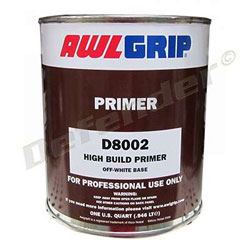 how to use high build primer