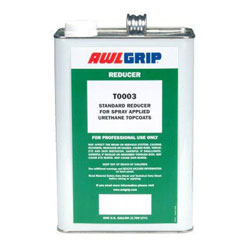 Awlgrip Standard Spray  Reducer - Spray Applications