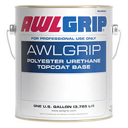Awlgrip Polyester Urethane Topcoat Base - Snow White High Gloss - Quart