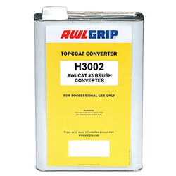 Awlgrip #3 Topcoat Converter