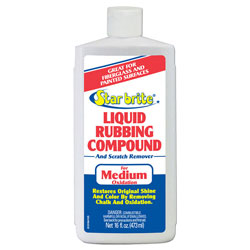 Star brite Liquid Rubbing Compound