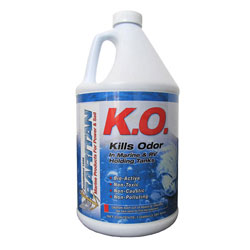 Raritan K.O. Kills Odors Bioactive Treatment - Gallon