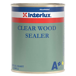 Interlux Clear Wood Sealer- Curing Agent / Part A
