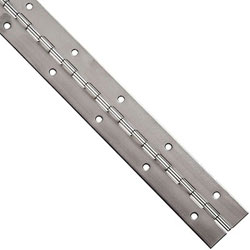 Stocker Continuous Hinge with Holes 1-1/2