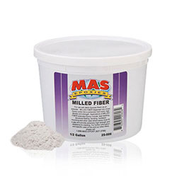 MAS Epoxies Milled Fibers Epoxy