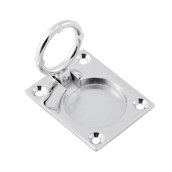 Whitecap Flush Pull Ring