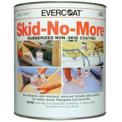 Evercoat Skid-No-More Surface Coating