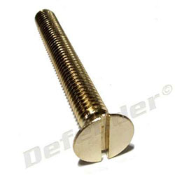 Guest Replacement Gold Plated Bolt