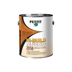 Pettit Easypoxy Hi-Build Varnish 2056