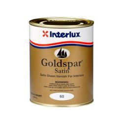 Interlux Goldspar Satin Varnish