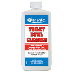 Star brite Toilet Bowl Cleaner And Lubricant