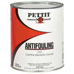 Pettit Copper Bronze Antifouling Paint