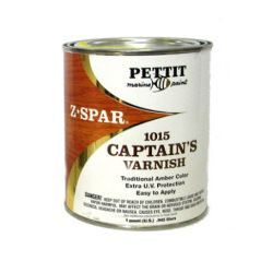 Pettit Z-Spar Captain's Varnish 1015