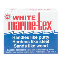 Travaco Marine-Tex Epoxy Putty Kit - 14 Ounce