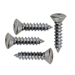 Handi-Man Self-Tapping Screw - Phillips Oval Head