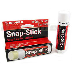 Shurhold Snap-Stick Snap and Zipper Lube