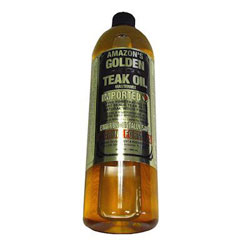 MDR Amazon's Golden Teak Oil