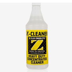 Z-Tuff Products Concentrated Z-Cleaner