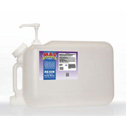 MAS Epoxies Epoxy Resin - Low Viscosity, 5 Gallons