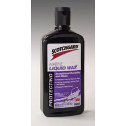 3M Marine Scotchgard Liquid Wax
