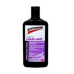 3M Marine Scotchgard Marine Liquid Wax - 33.8 Ounce
