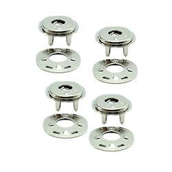 Handi-Man Canvas Socket and Clinch Plate Fasteners