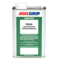 Awlgrip Awlspar Varnish Brushing Reducer