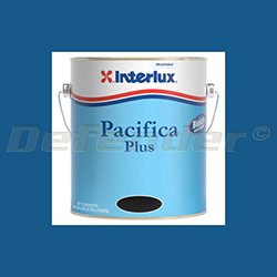 Interlux Pacifica Plus Copper-Free Antifouling Paint - Gallon - Blue
