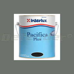 Interlux Pacifica Plus Copper-Free Antifouling Paint - Gray