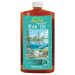 Star brite Sea Safe Teak Oil