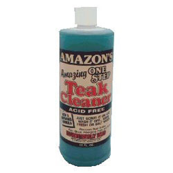 MDR Amazon One Step Teak Cleaner