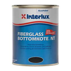 Interlux Fiberglass Bottomkote NT Antifouling Paint