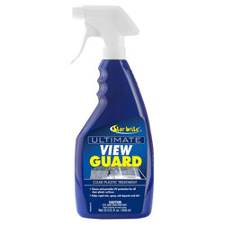 Star Brite View Guard Clear Plastic Treatment