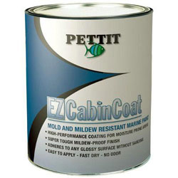 Pettit Ez Cabin Coat Mold And Mildew Resistant Interior Paint Quart