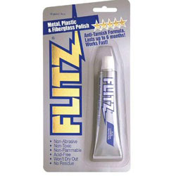 Flitz Metal Polish Paste for Metal, Plastic & Fiberglass