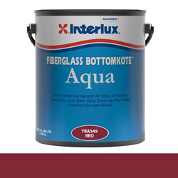 Interlux Fiberglass Bottomkote Aqua Antifouling Bottom Paint