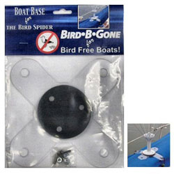 Bird-B-Gone Bird Spider Boat Base