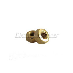 Guest Replacement Gold Plated Bronze Nut For Dynaplate