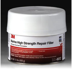 3M Marine High Strength Repair Filler