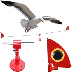 Bird-B-Gone Bird Repeller 360°