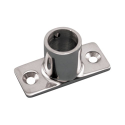 Suncor Rectangular Base - 90 Degree, (2) Hole