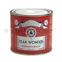TEAK WONDER Dressing and Sealer - .5 Liter