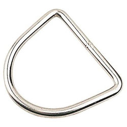 Sea-Dog Stainless Steel D-Ring